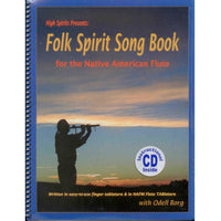Folk Spirit Song Book w/CD