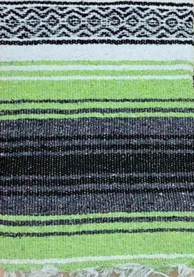 Falsa Blanket Lt Green/Grey
