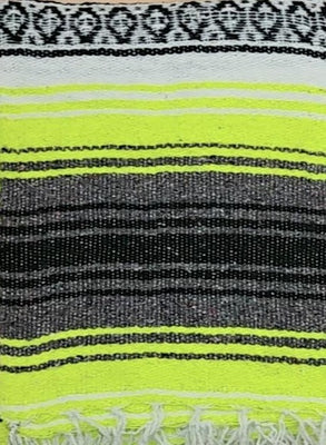 Falsa Blanket Neon Yellow