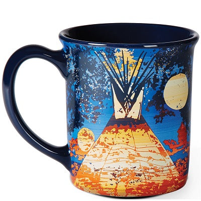 Pendleton coffee mug - Full Moon Lodge