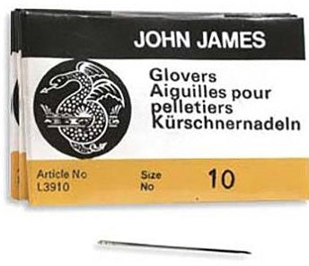 Glover Needles - Size 10 (25 pack)