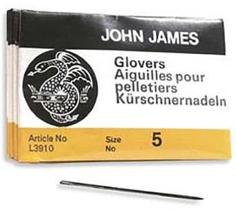 Glover Needles - Size 5 (25 pack)