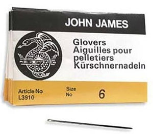 Glover Needles - Size 6 (25 pack)