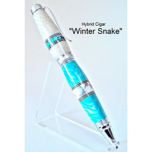 "Hybrid Cigar - ""Winter Snake"""