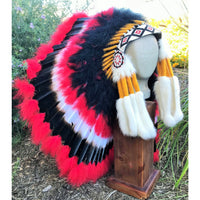 Choctaw War Bonnet