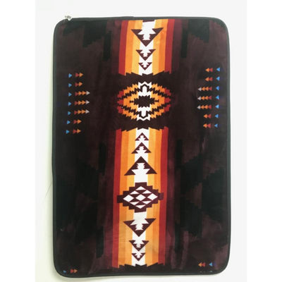 Native Design Fleece Floor Mats