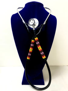 DBL Sided Beaded Stethescope
