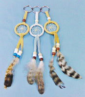 Dream Catcher Keychain 1""