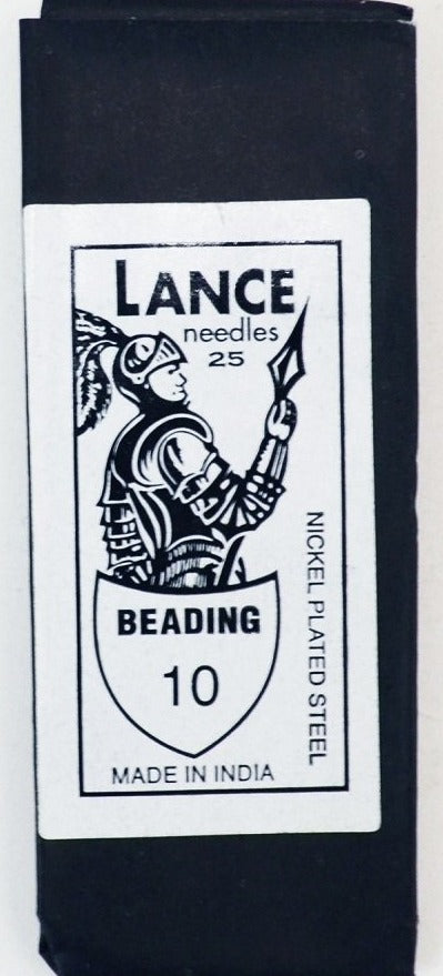 Lance Sharps Needle Size 10 (25 pk)