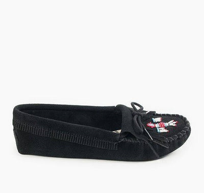 Thunderbird Suede Softsole - Black