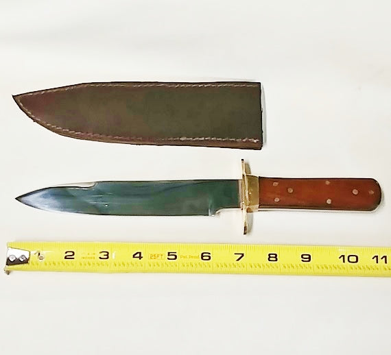 "Missouri Belt Knife - 6.5"" Blade"