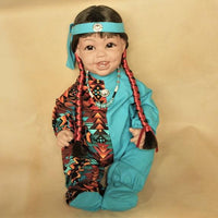 Navajo Hand Made Dolls
