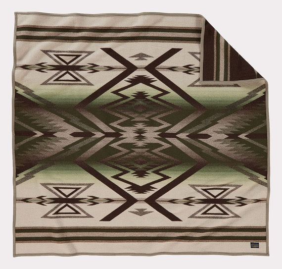 Blanket - Ponderosa Pine Throw