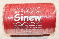 Red Sinew spool-300 yds