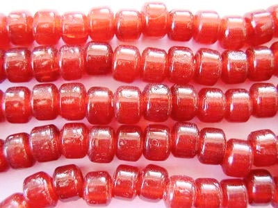 Red Lt Tr Crow beads
