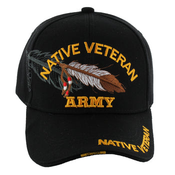 Veteran Native Hat - Army