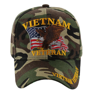 Vietnam Veteran Native Hat