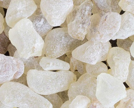 Copal, White resin  (1 oz bag)