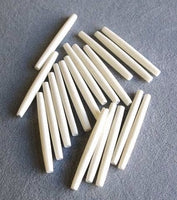 "Hairpipe 1.5"" Thin Bone 20pc"