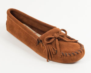 Kilty Suede Softsole - Brown
