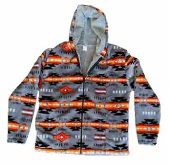 Hoodie Jacket - Silk Touch Grey Diamond