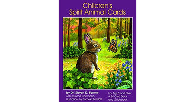 Oracle Cards - Children's Spirit Animal Cards