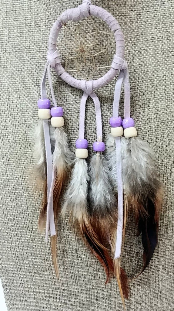 "2"" Dream Catcher - Lavender"