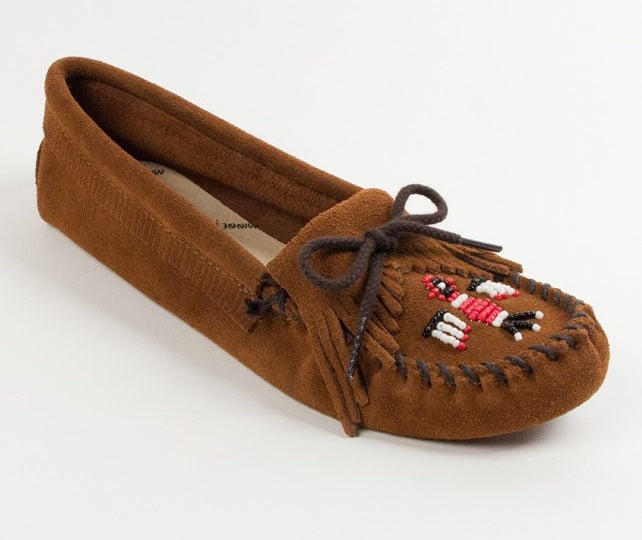Thunderbird Suede Softsole - Brown