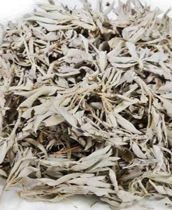 Sage, Loose - 1 oz bag dried