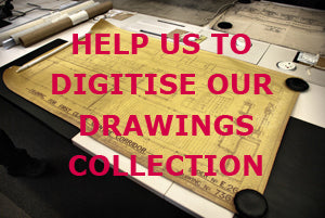 DRAWING DIGITISATION PROJECT APPEAL  (enter the amount you wish to donate on the Shopping Cart page)