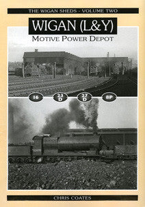 WIGAN (L&Y) MOTIVE POWER DEPOT