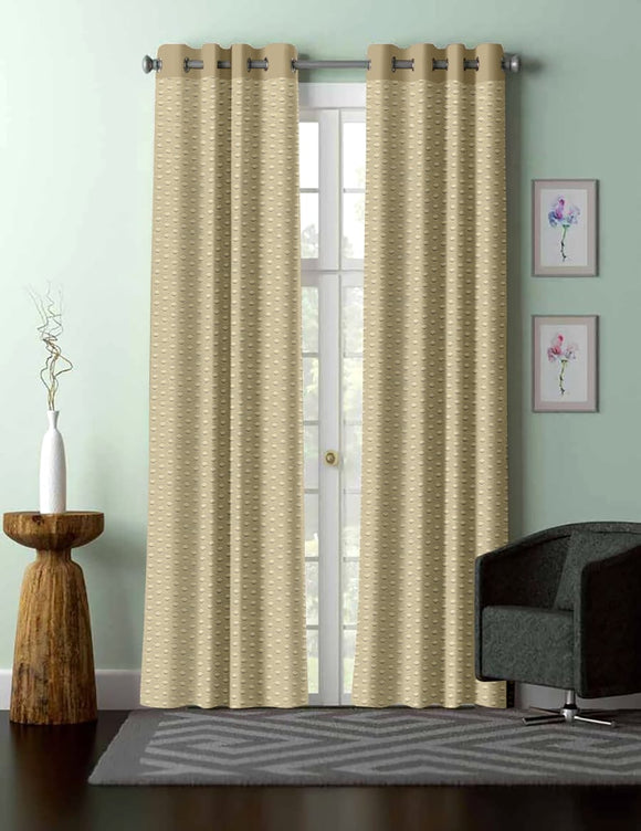 PopCorn Embossed Panel with 8-Top Grommets
