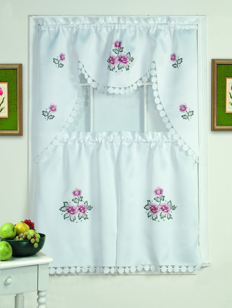 Holiday Kitchen Curtain Set – Editex Home Textiles