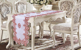 MEDALLION : a collection of Macramé Table Cloths, Runners, Doilies, Place Mats, Kitchen Curtains & Bedspreads