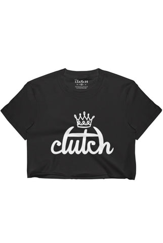 Clutch Royal Crop Top