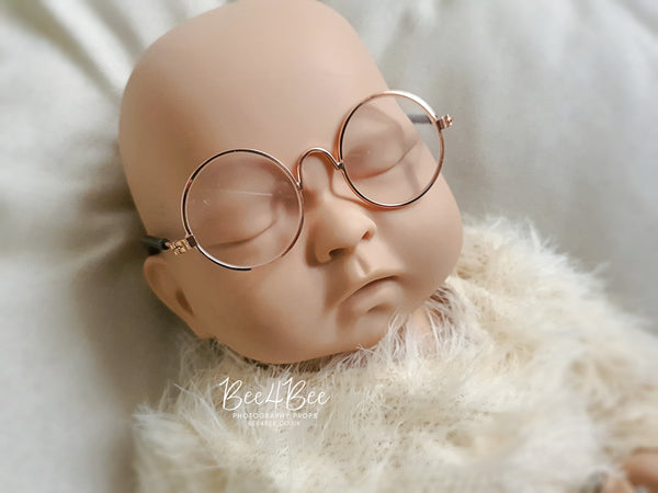 newborn glasses 2 colours!