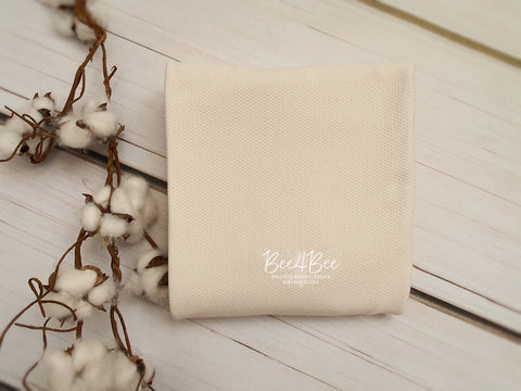 light cream textured fabric backdrop  RTS