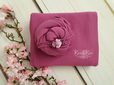 soft fuchsia backdrop bundle RTS