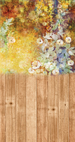 vinyl backdrop FL16