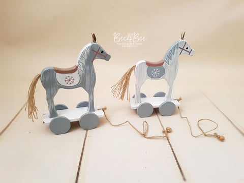 toy wooden horse ''2''