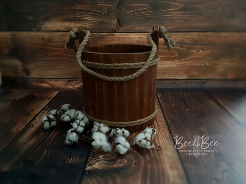wooden bucket II