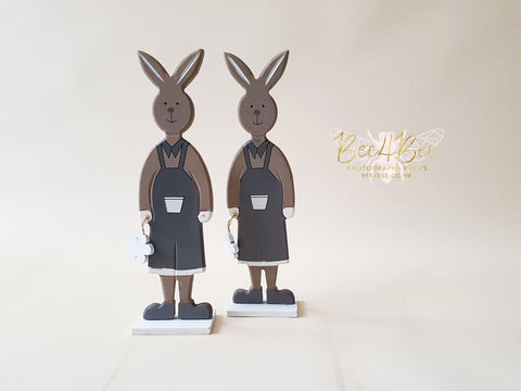 wooden bunny RTS