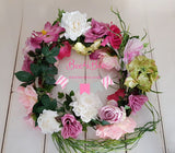 flower garland XL