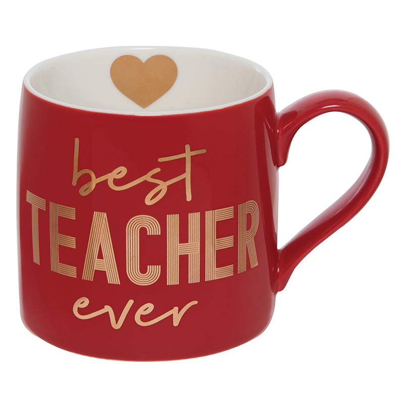 BEST TEACHER EVER - Jumbo Coffee Mug