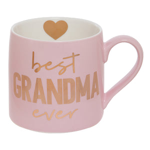 BEST GRANDMA EVER - Jumbo Coffee Mug
