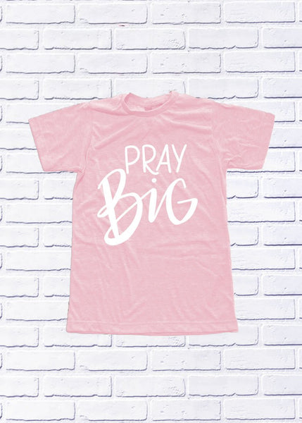 HOPE & FAITH COLLECTION: Pray Big