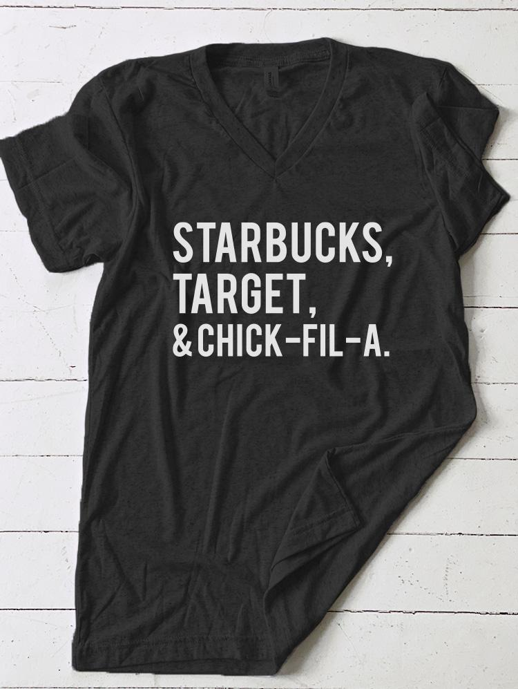 LIFESTYLE: Starbucks, Target & Chick-Fil-A