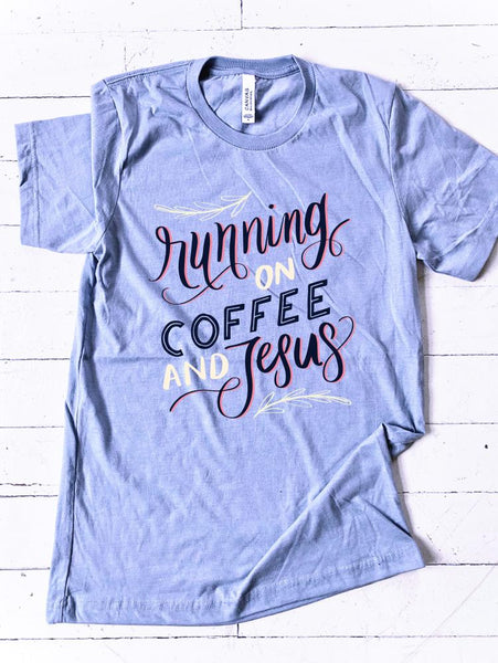 LIFESTYLE: Running on Coffee and Jesus