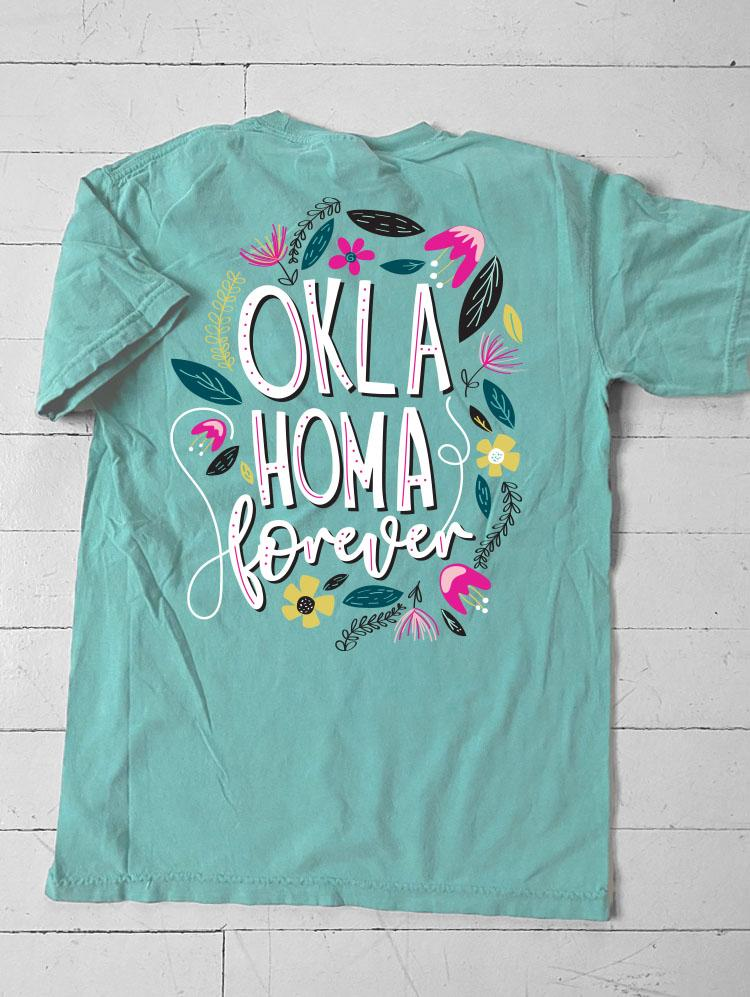 OKLAHOMA: Forever Floral