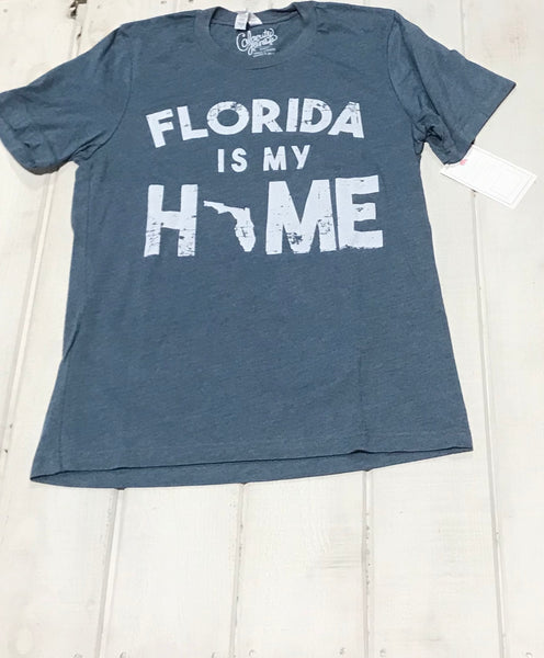 Florida Is My Home Blue Jean